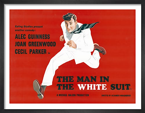 The Man in the White Suit by Studio Canal