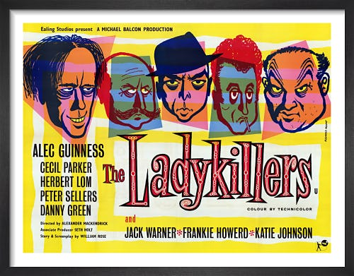 The Ladykillers by Studio Canal