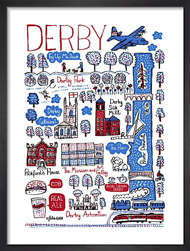 Derby by Julia Gash