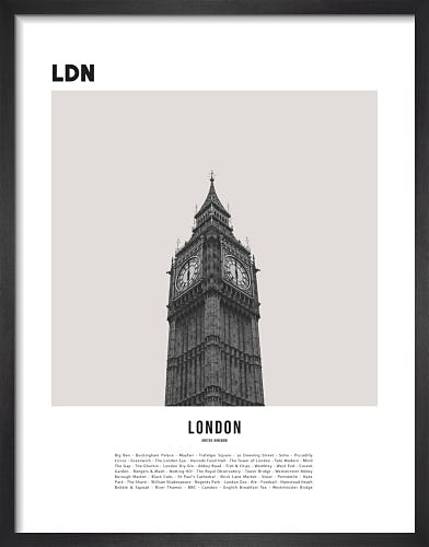 London III by WK Fox Art