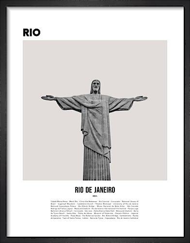 Rio by WK Fox Art