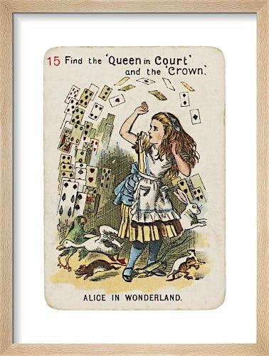 Alice in Wonderland by Sir John Tenniel