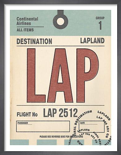 Destination - Lapland by Nick Cranston
