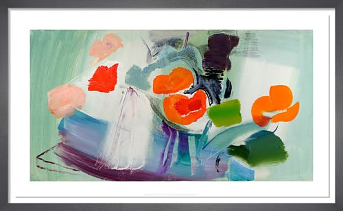 Bright Poppies, 1965 by Ivon Hitchens