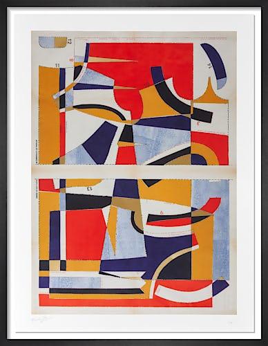 Bauhaus Ben No.2 by Hormazd Narielwalla