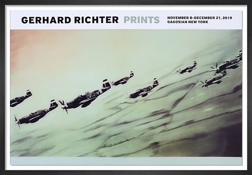 Mustangs, 2005 by Gerhard Richter