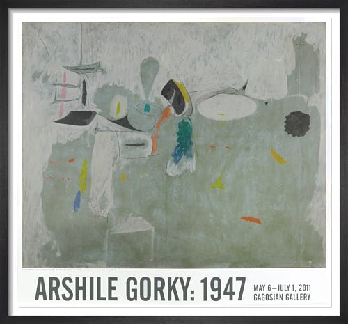 Arshile Gorky 1947 by Arshile Gorky