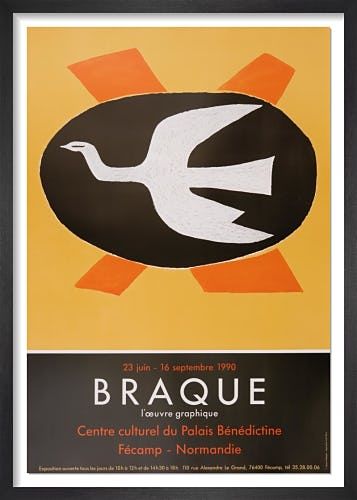 Benedictine Fecamp by Georges Braque