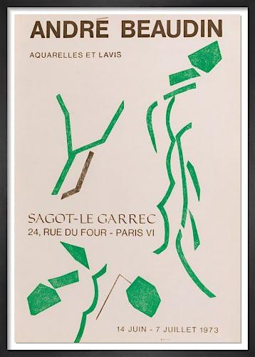 Sagot-Le Garrec by Andre Beaudin