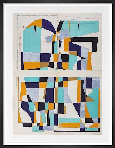 Bauhaus Ben No.1 by Hormazd Narielwalla