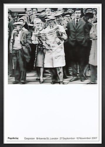 Personegruppe (1965) by Gerhard Richter