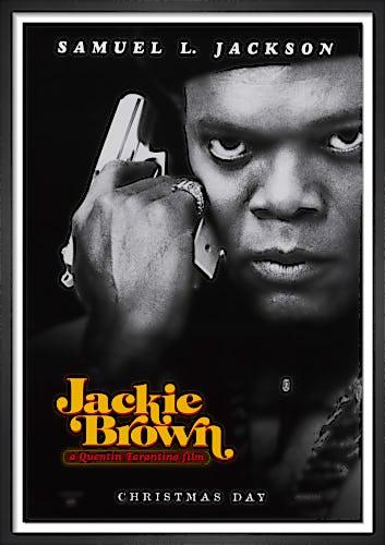 Jackie Brown, 1997 (Samuel L Jackson) by Rare Cinema Collection