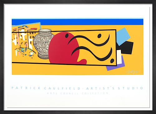 Arts Council Collection 1988 by Patrick Caulfield