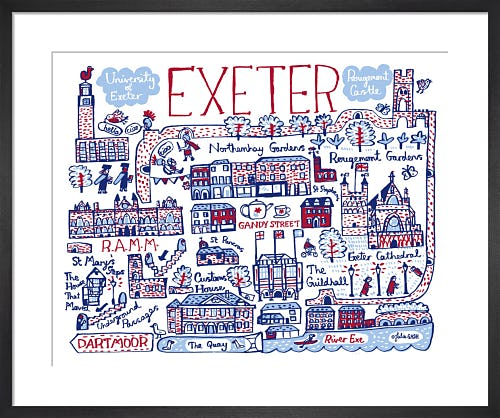 Exeter by Julia Gash