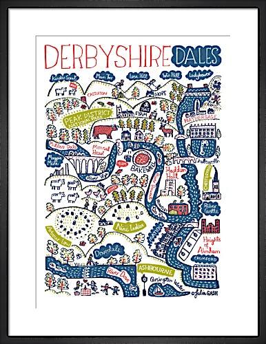 Derbyshire Dales by Julia Gash