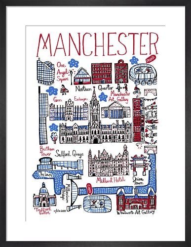 Manchester by Julia Gash
