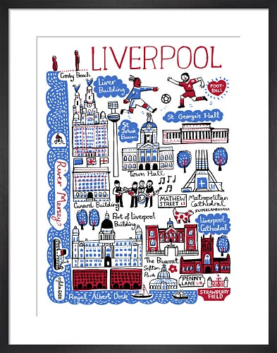 Liverpool by Julia Gash