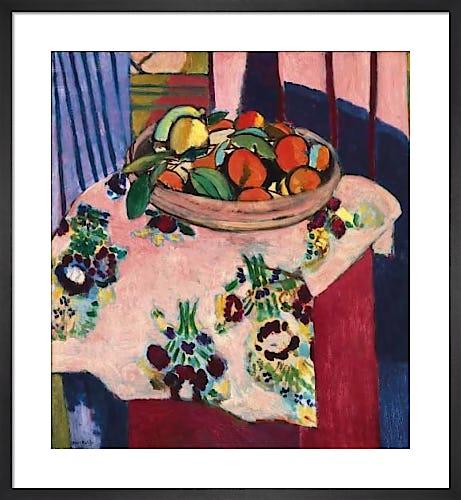 Basket with Oranges, 1912 by Henri Matisse