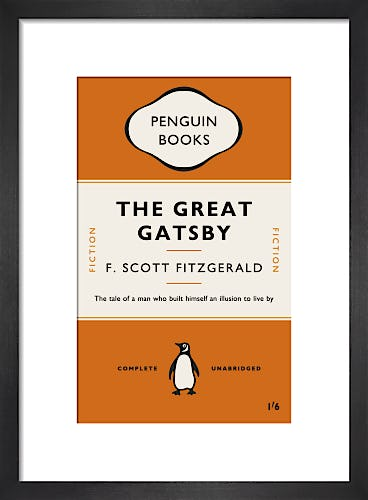 The Great Gatsby by Penguin Books