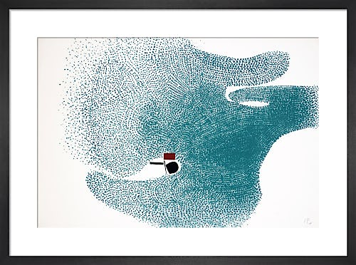 Points of Contact No. 2, 1964 by Victor Pasmore