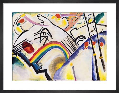 Cossacks, 1910-11 by Wassily Kandinsky