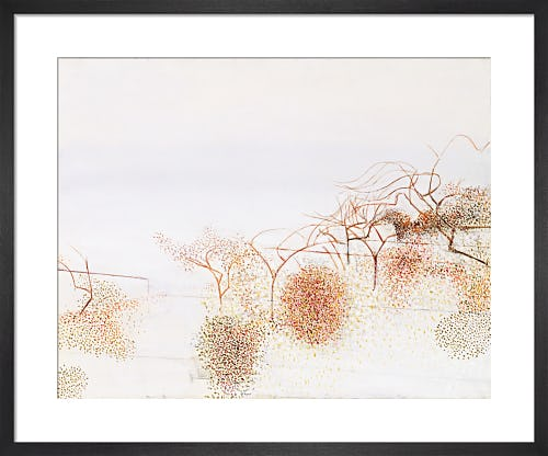 The Gardens of Hammersmith No. 2, 1949. by Victor Pasmore