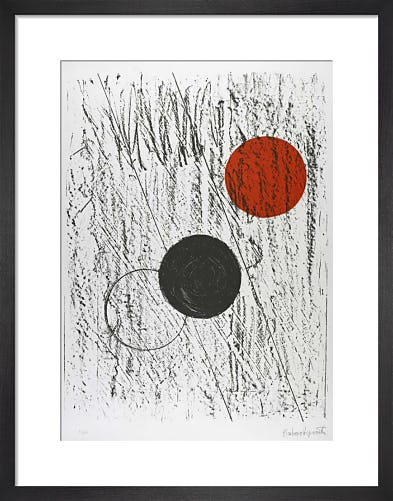 Sun and Moon by Barbara Hepworth