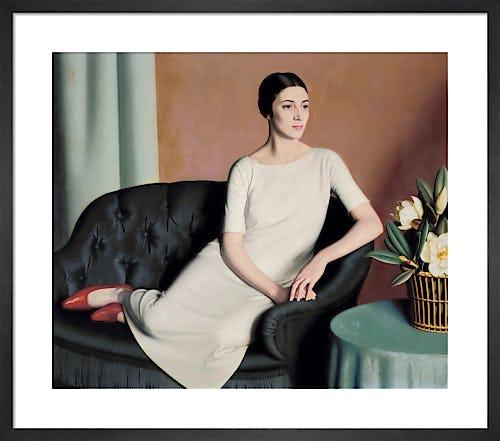 Marguerite Kelsey, 1928 by Meredith Frampton