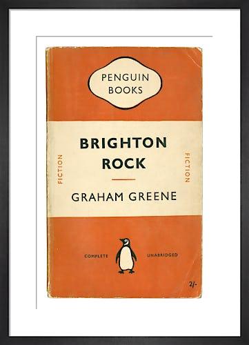Brighton Rock by Penguin Books
