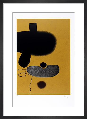 Points of Contact No. 20, 1974 by Victor Pasmore