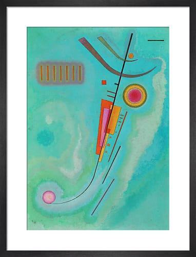 Lightweight 1930 by Wassily Kandinsky