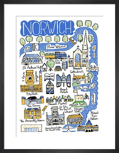 Norwich by Julia Gash