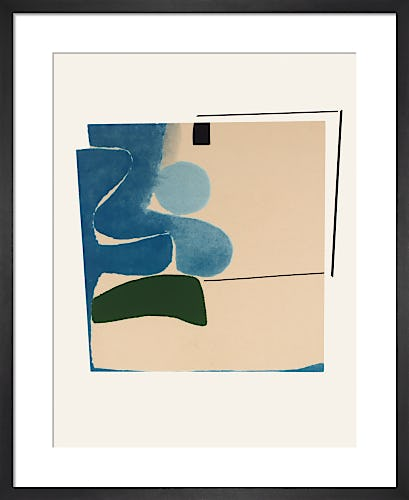 Points of Contact No. 8, 1966 by Victor Pasmore