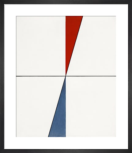 Point on Point, 1931-34 by Sophie Taeuber-Arp