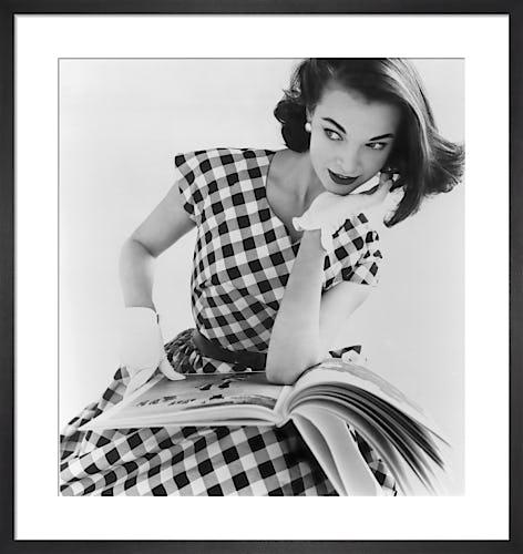 Helen Bunney in Blanes dress by John French