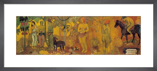 Faa Iheihe, 1898 by Paul Gauguin