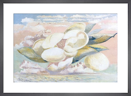 Flight of the Magnolia, 1944 by Paul Nash