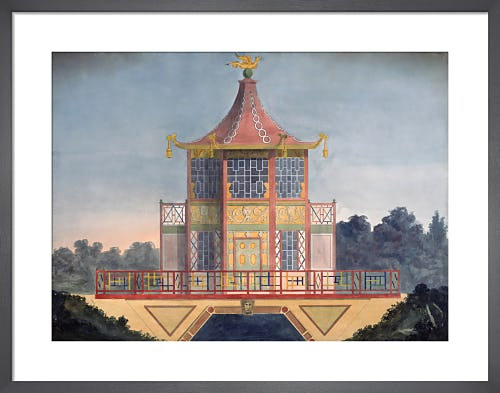Kew Gardens House of Confucius by The Soane Office
