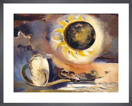 Eclipse of the Sunflower, 1945 by Paul Nash