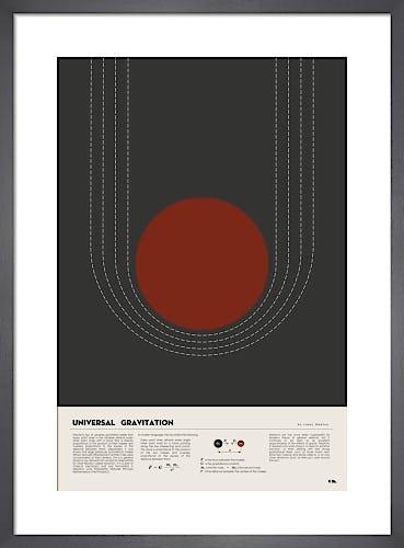 Universal Gravitation by Justin Van Genderen