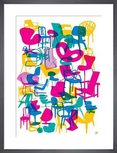 Chairs by Yoni Alter