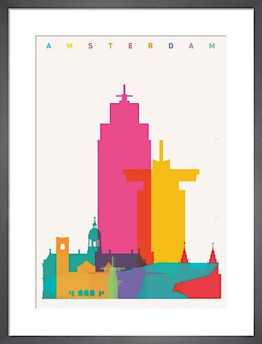 Amsterdam by Yoni Alter