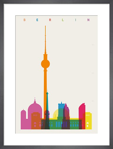 Berlin by Yoni Alter