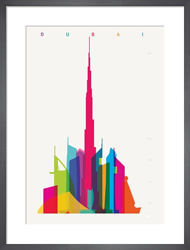 Dubai by Yoni Alter