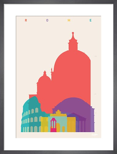 Rome by Yoni Alter