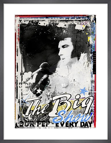 The Big Show by Teis Albers