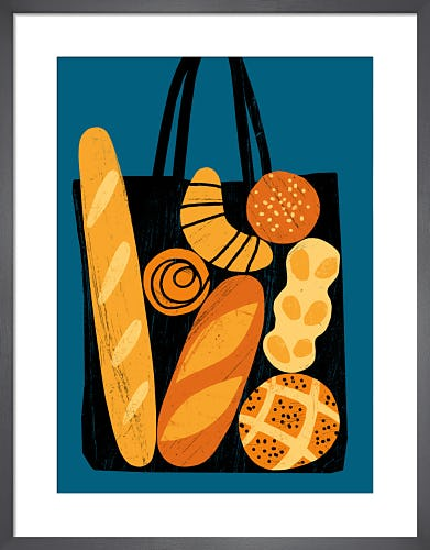 Bakery Bag by Ana Zaja Petrak