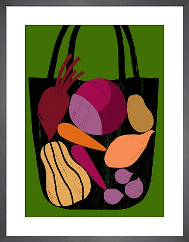 Veggie Bag II by Ana Zaja Petrak