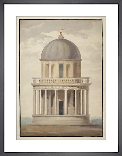 Rome S. Pietro in Montorio (Bramante's Tempietto) by The Soane Office