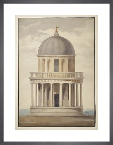 Rome S. Pietro in Montorio (Bramante's Tempietto) by The Soane Office